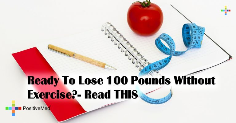 Ready To Lose 100 Pounds Without Exercise?- Read THIS
