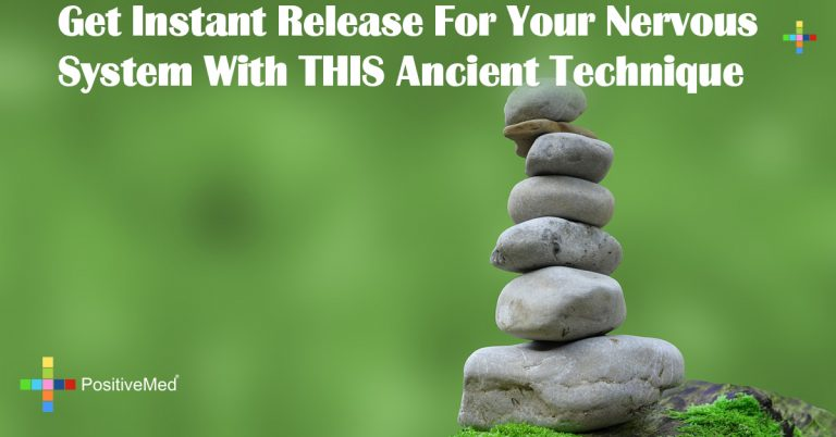 Get Instant Release For Your Nervous System With THIS Ancient Technique