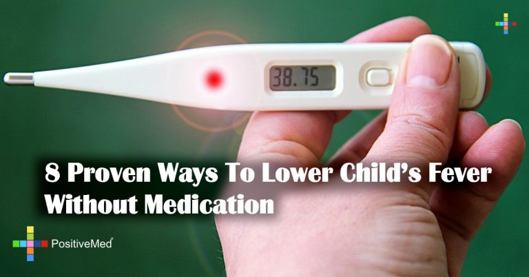 8 Proven Ways To Lower Child's Fever Without Medication