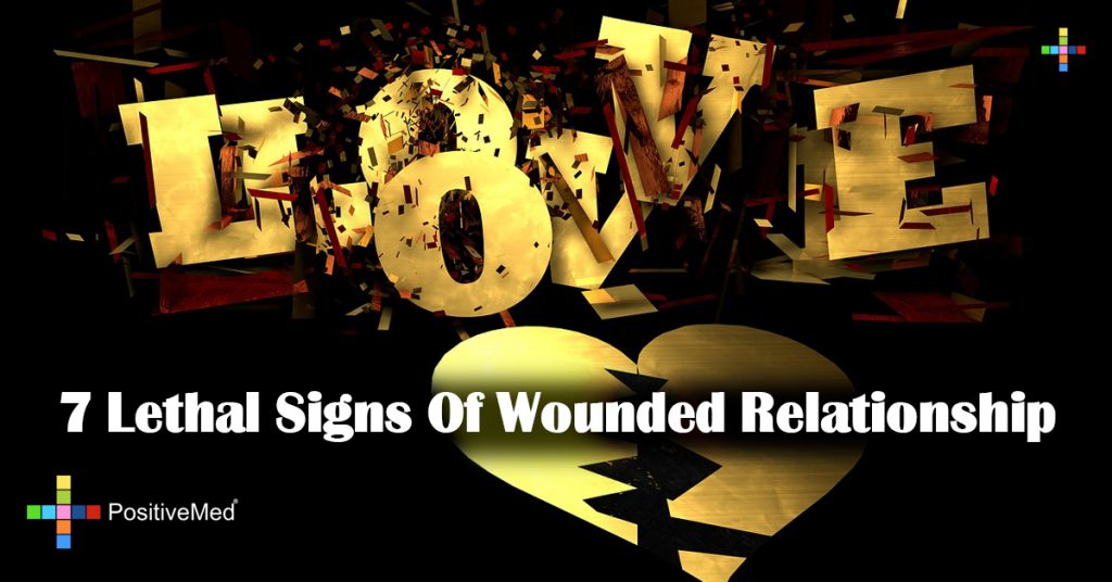 7 Lethal Signs Of Wounded Relationship