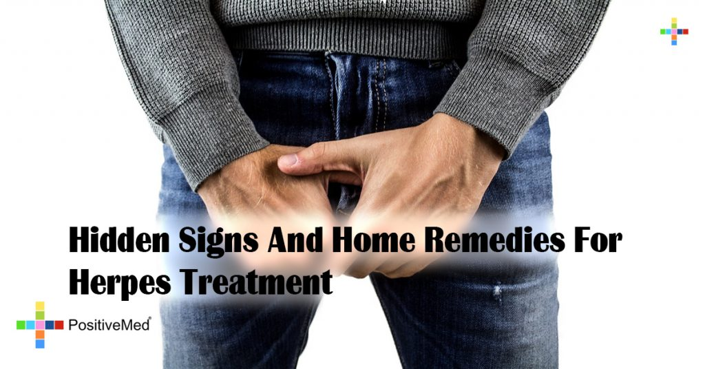 Hidden Signs And Home Remedies For Herpes Treatment