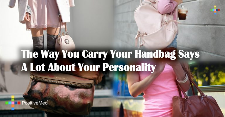 The Way You Carry Your Handbag Says A Lot About Your Personality