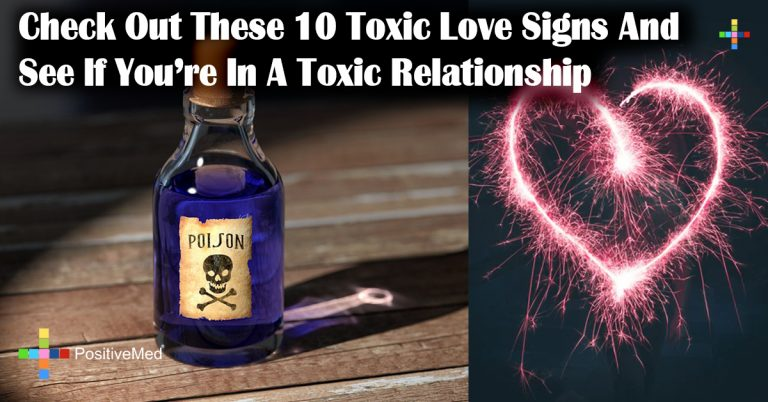 Check Out These 10 Toxic Love Signs And See If You're In A Toxic Relationship
