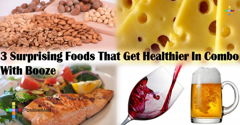 3 Surprising Foods That Get Healthier In Combo With Booze