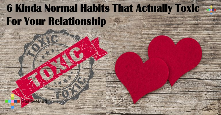 6 Kinda Normal Habits That Actually Toxic For Your Relationship