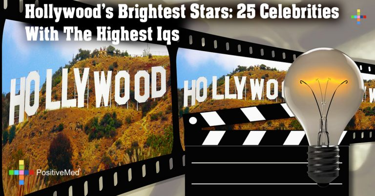 Hollywood's Brightest Stars: 25 Celebrities With The Highest IQs