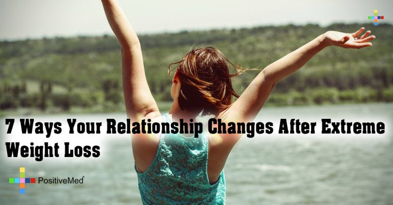 7 Ways Your Relationship Changes After Extreme Weight Loss