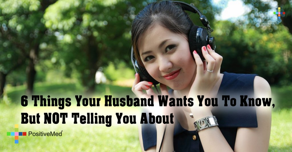 6 Things Your Husband Wants You To Know, But NOT Telling You About