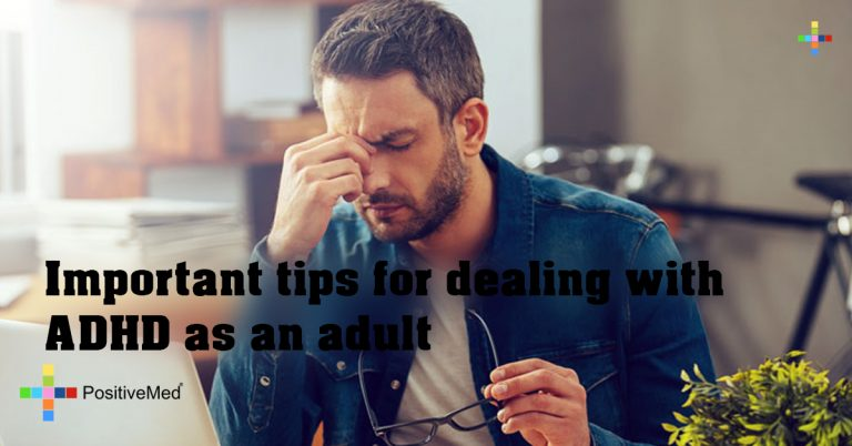 Important tips for dealing with ADHD as an adult