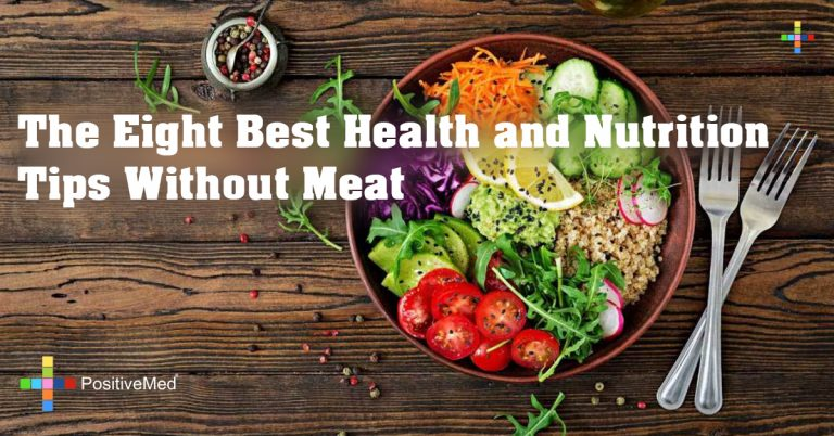 The Eight Best Health and Nutrition Tips Without Meat