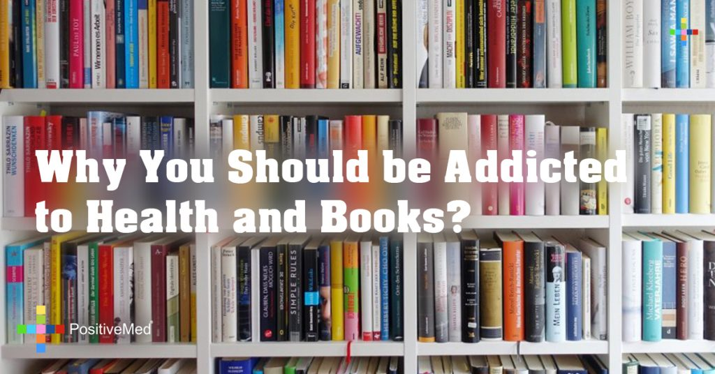 Why You Should be Addicted to Health and Books?