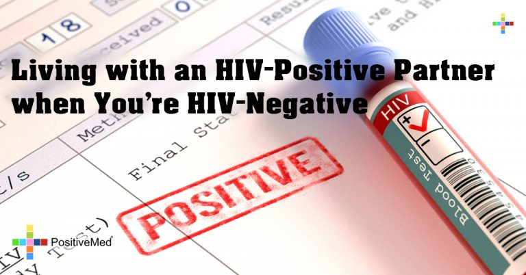 Living with an HIV-Positive Partner when You're HIV-Negative