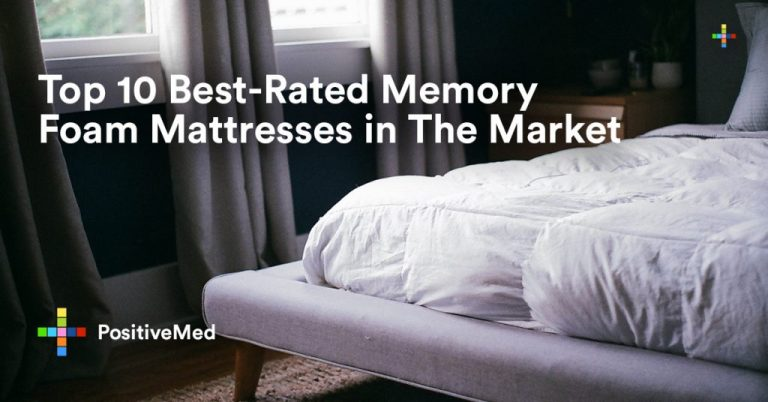 Top 10 Best-Rated Memory Foam Mattresses in The Market
