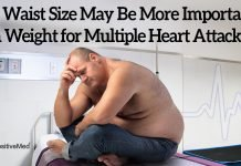 Your Waist Size May Be More Important Than Weight for Multiple Heart Attack Risk