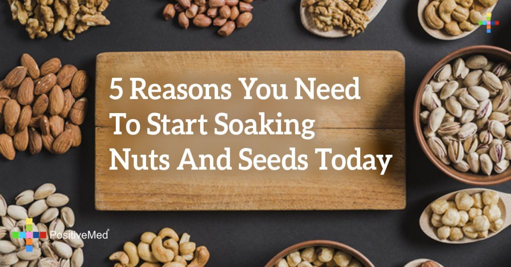 5 Reasons You Need To Start Soaking Nuts And Seeds Today