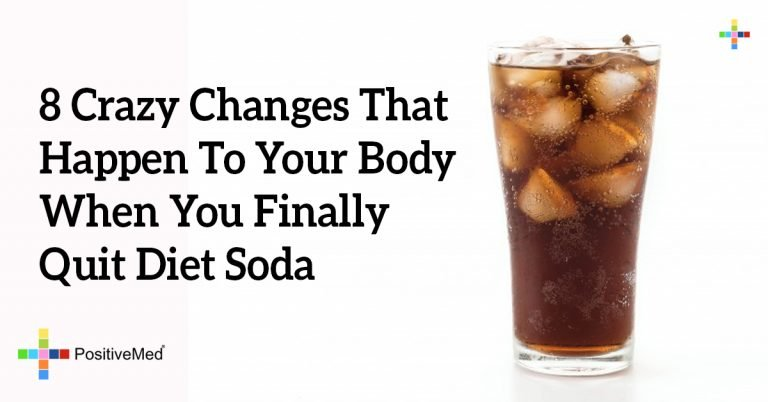 8 Crazy Changes That Happen To Your Body When You Finally Quit Diet Soda