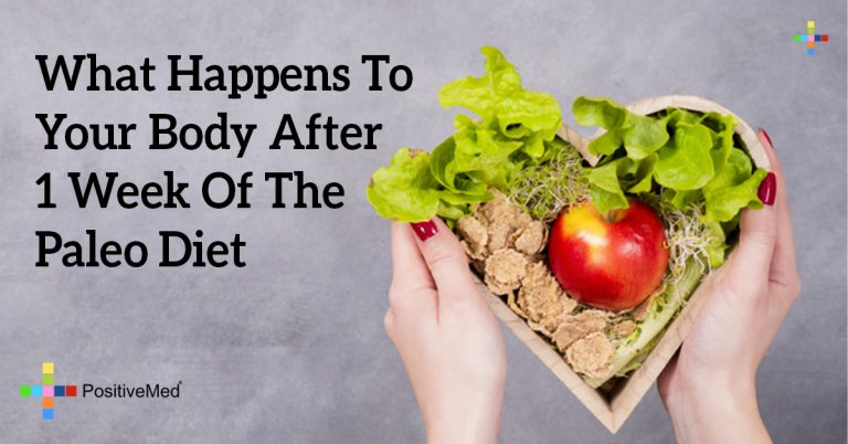 What Happens To Your Body After 1 Week Of The Paleo Diet