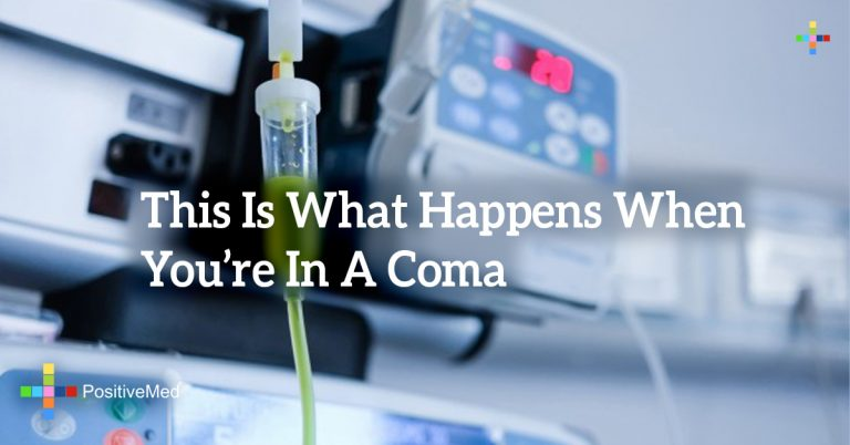 This Is What Happens When You're In A Coma