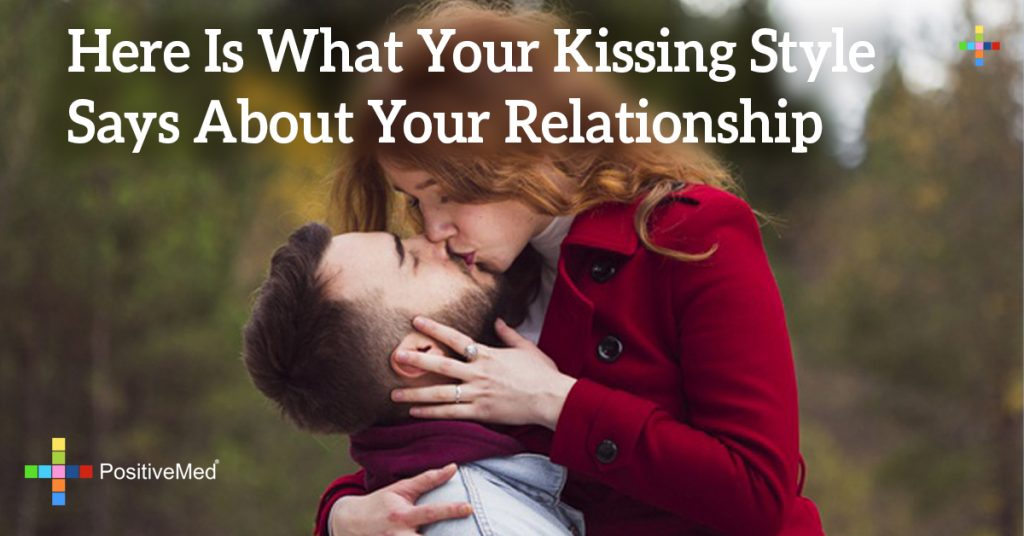Here Is What Your Kissing Style Says About Your Relationship