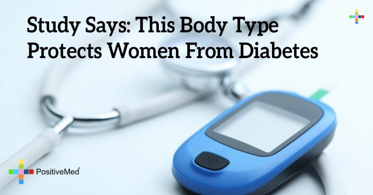Study Says: This Body Type Protects Women From Diabetes