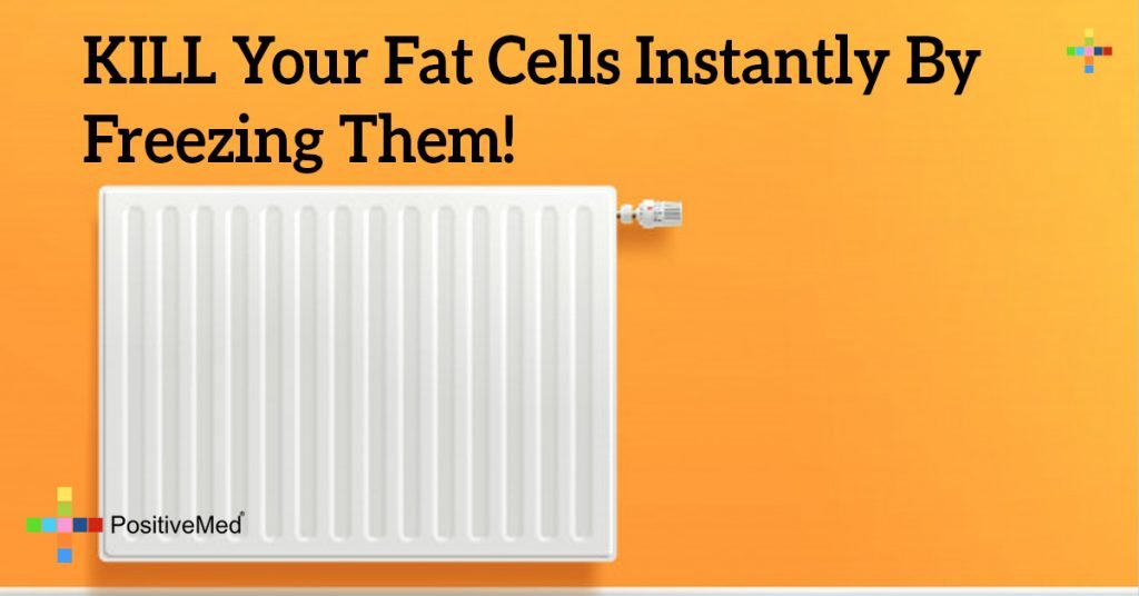 KILL Your Fat Cells Instantly By Freezing Them!