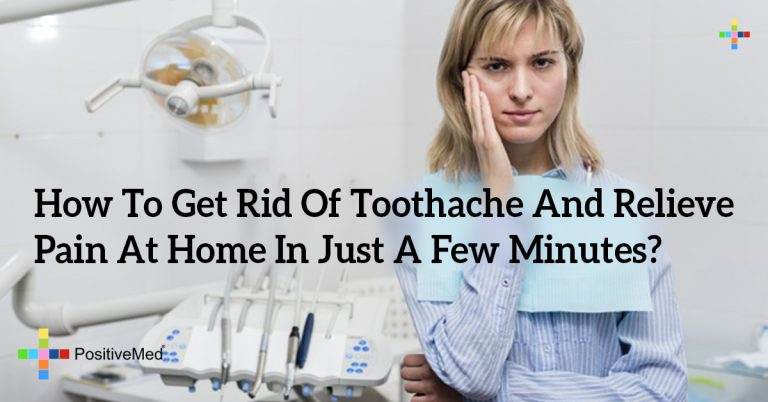 How To Get Rid Of Toothache And Relieve Pain At Home In Just A Few Minutes?