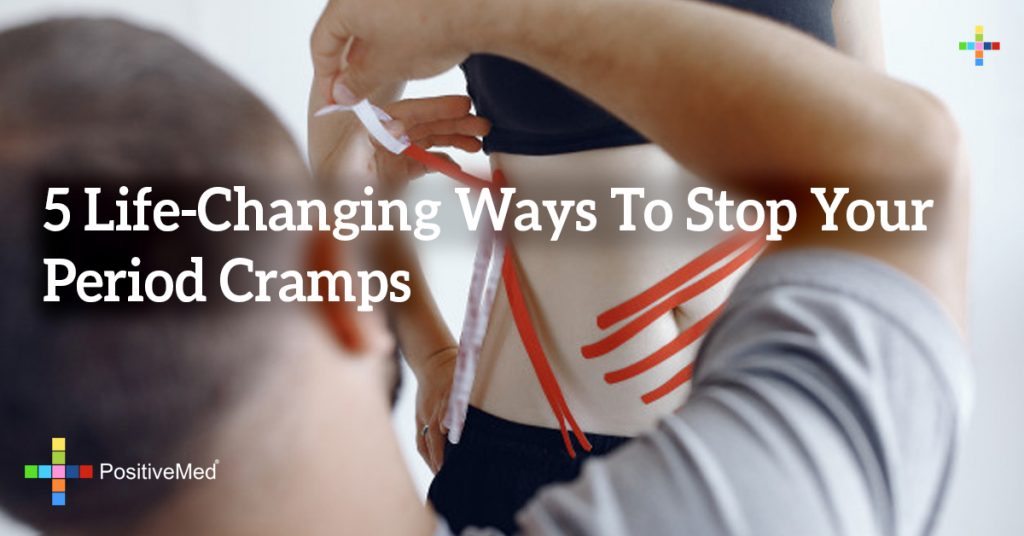 5 Life-Changing Ways To Stop Your Period Cramps