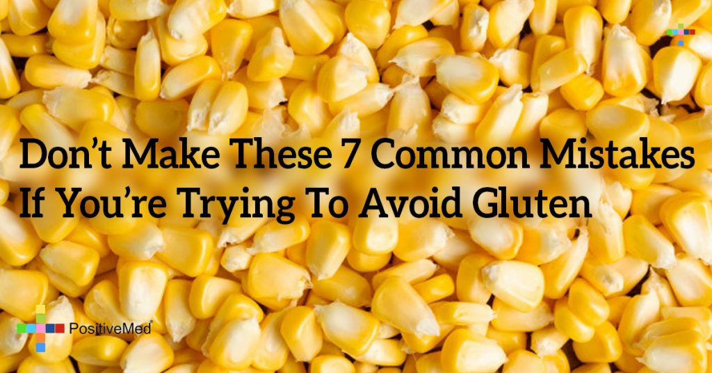 Don't Make These 7 Common Mistakes If You're Trying To Avoid Gluten