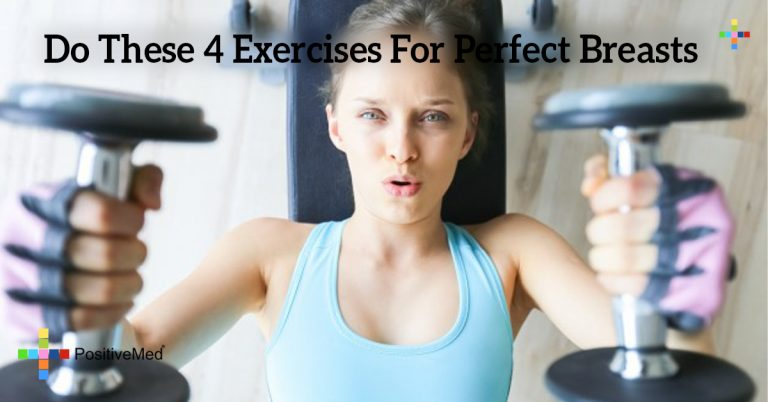 Do These 4 Exercises For Perfect Breasts