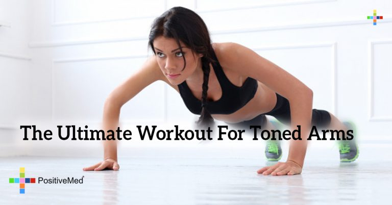 The Ultimate Workout For Toned Arms