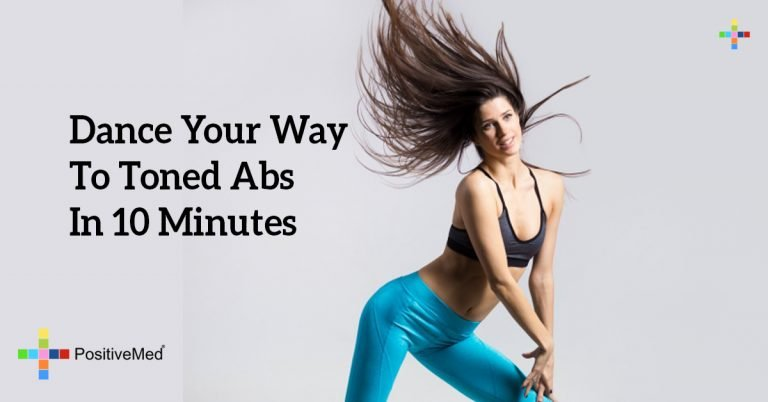 Dance Your Way To Toned Abs In 10 Minutes