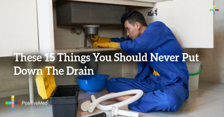 These 15 Things You Should Never Put Down The Drain
