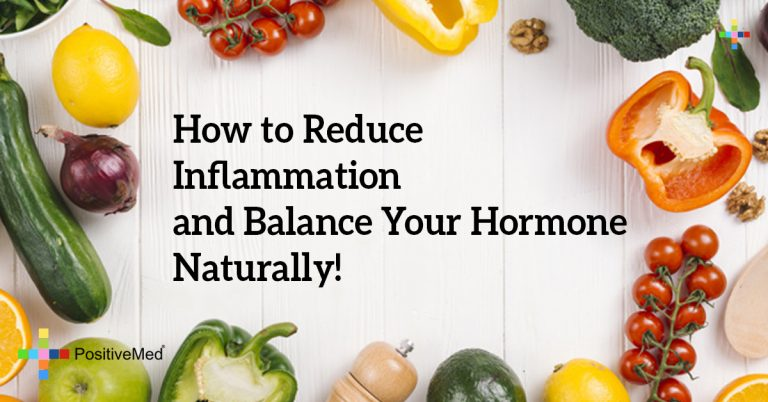 How to Reduce Inflammation and Balance Your Hormone Naturally!