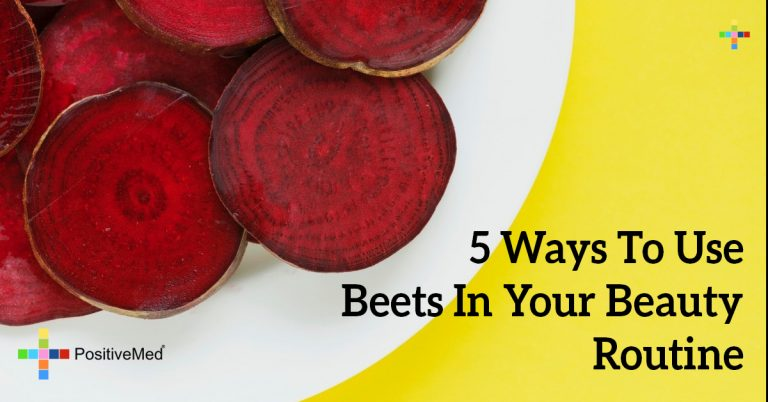 5 Ways To Use Beets In Your Beauty Routine