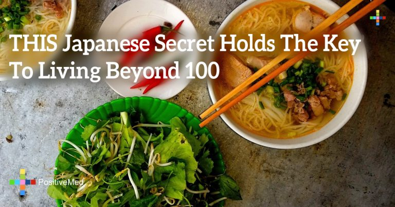 THIS Japanese Secret Holds The Key To Living Beyond 100