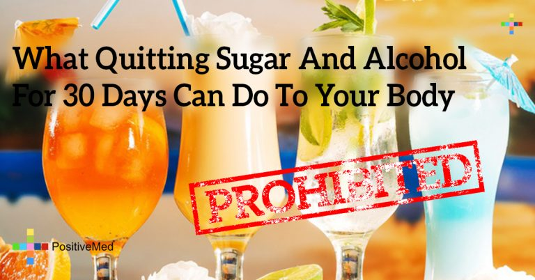 What Quitting Sugar And Alcohol For 30 Days Can Do To Your Body
