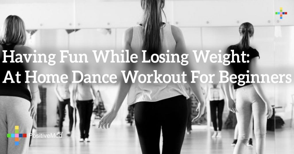 Having Fun While Losing Weight: At Home Dance Workout For Beginners
