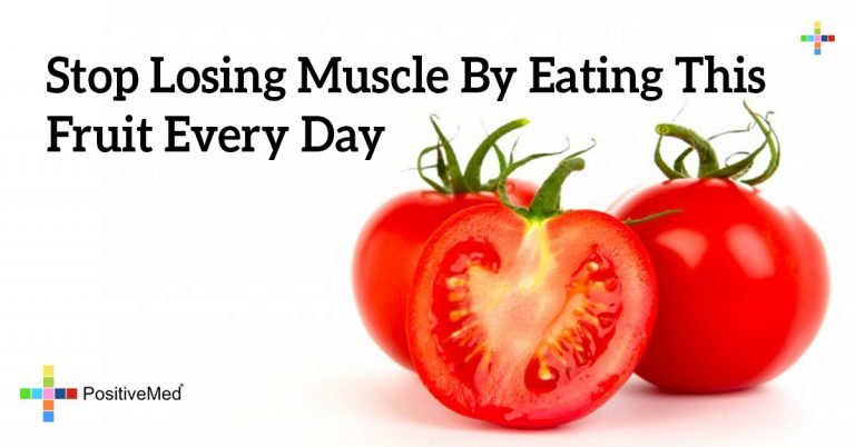 Stop Losing Muscle By Eating This Fruit Every Day