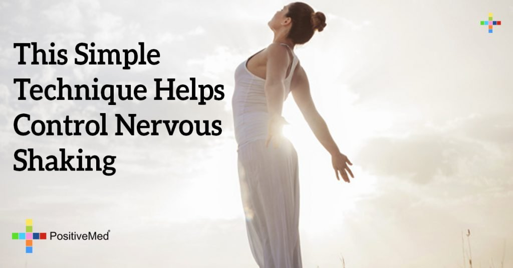 This Simple Technique Helps Control Nervous Shaking