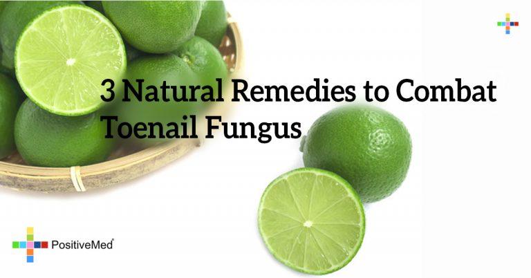 3 Natural Remedies to Combat Toenail Fungus