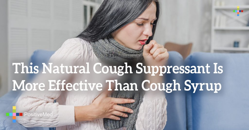 This Natural Cough Suppressant Is More Effective Than Cough Syrup