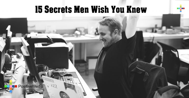 15 Secrets Men Wish You Knew