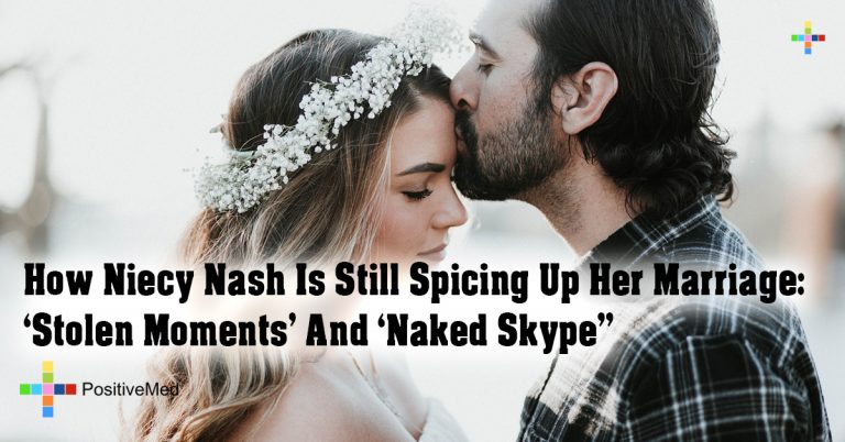 """How Niecy Nash Is Still Spicing Up Her Marriage: 'Stolen Moments' And 'Naked Skype"""""""