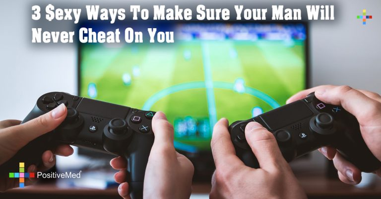 3 $exy Ways To Make Sure Your Man Will Never Cheat On You