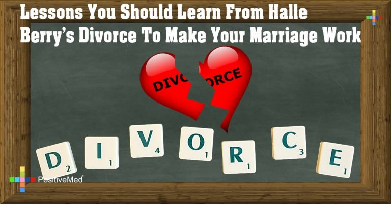 Lessons You Should Learn From Halle Berry's Divorce To Make Your Marriage Work