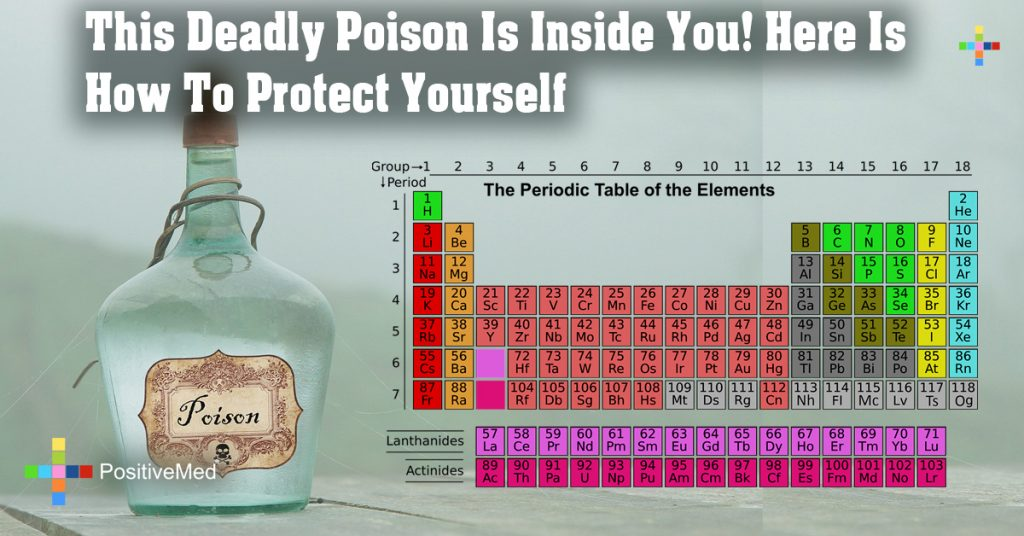 This Deadly Poison Is Inside You! Here Is How To Protect Yourself