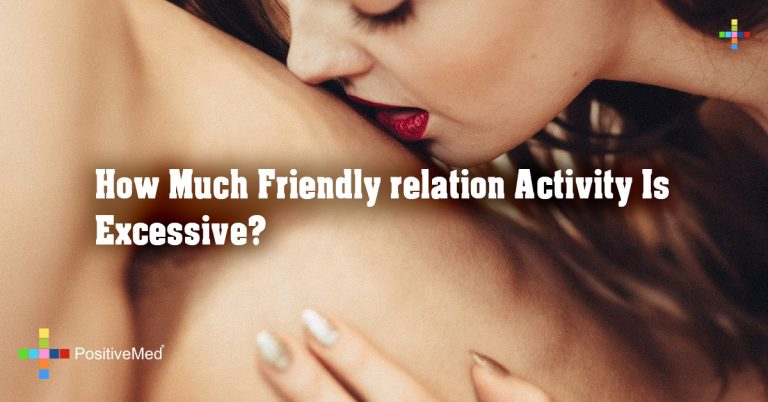How Much Friendly relation Activity Is Excessive?