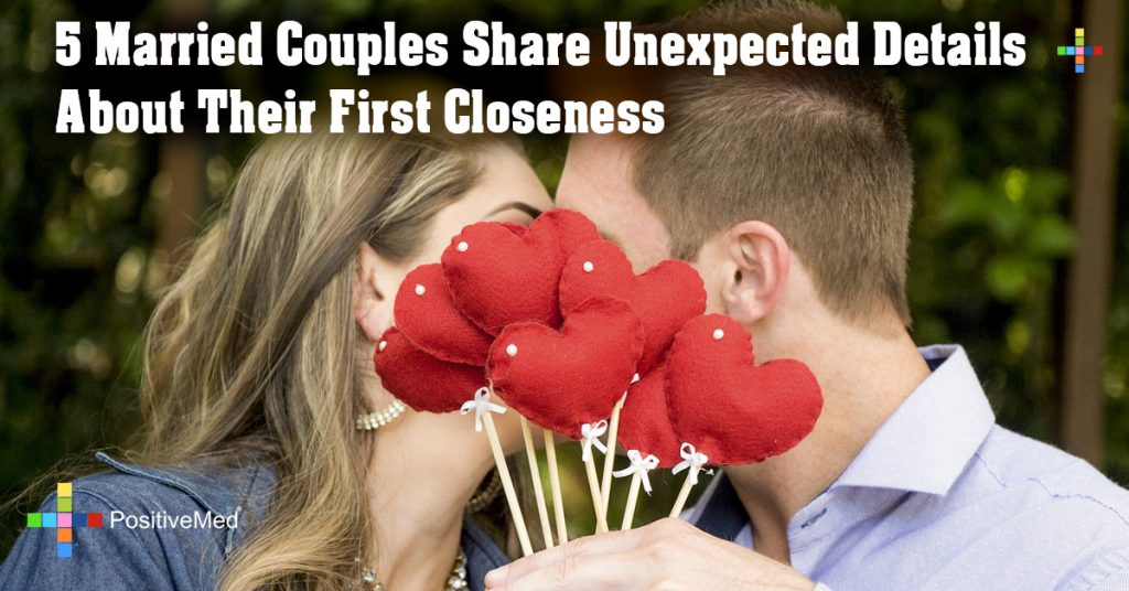 5 Married Couples Share Unexpected Details About Their First Closeness