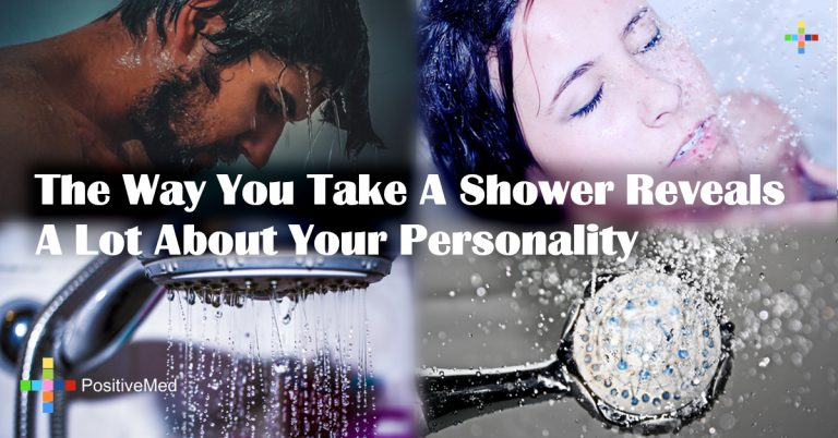The Way You Take A Shower Reveals A Lot About Your Personality