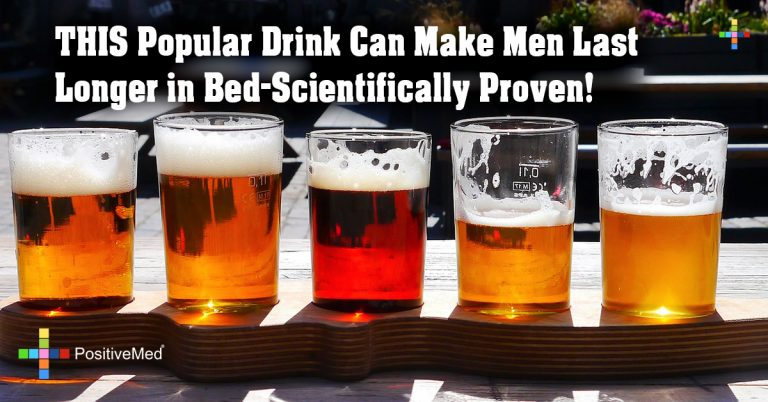 THIS Popular Drink Can Make Men Last Longer in Bed-Scientifically Proven!